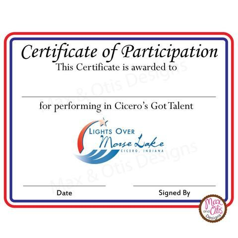 79 best Max \ Otis Designs - printable Girl Scout certificates - printable certificate of participation