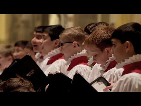 El coro de niños de Estados Unidos que triunfa con el canto gregoriano