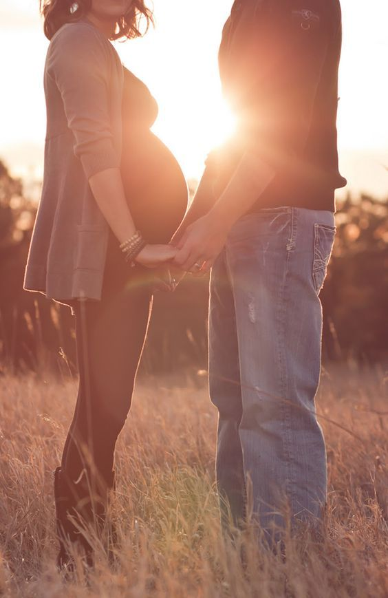 Sunset Photoshoot Pregnancy #Photo …