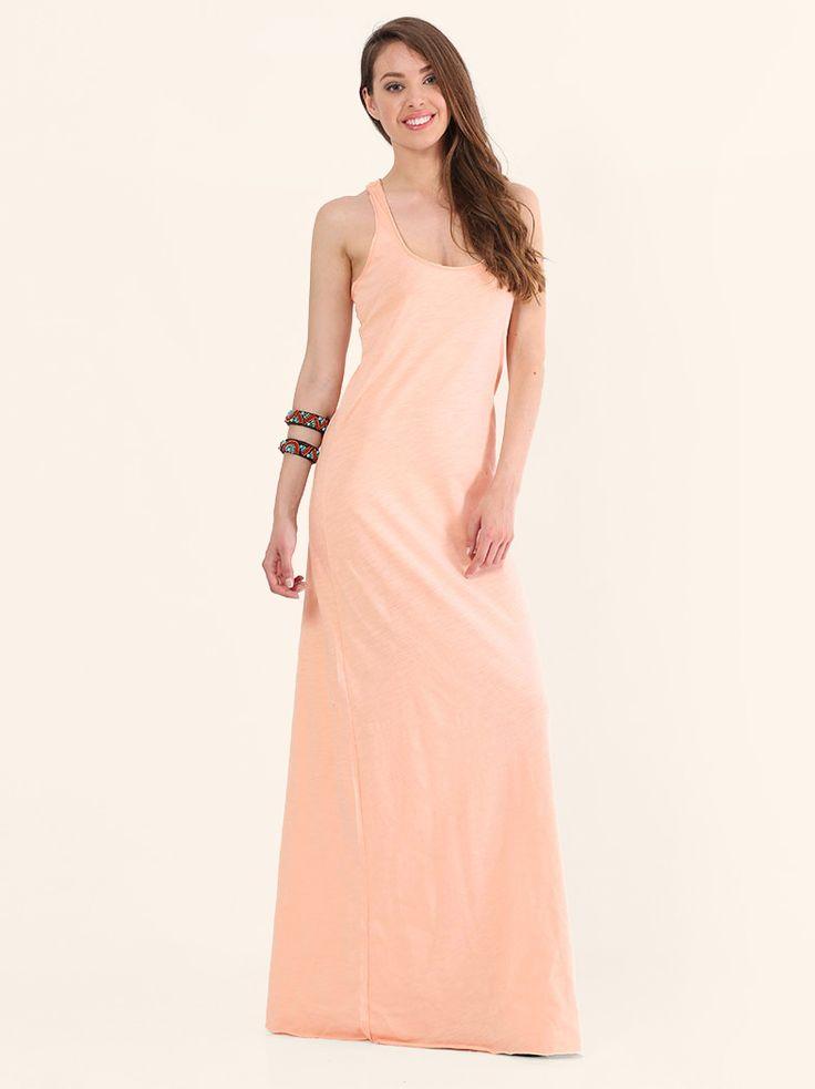 Φόρεμα με αθλητική πλάτη