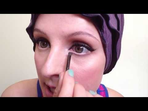How to recreate bottom eyelashes with makeup (if you haven't got any) - and lots of other make up advice for people suffering from hair loss