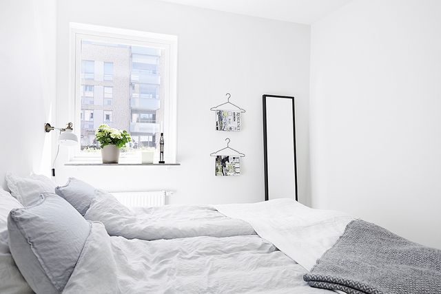 Inspiring Homes: White and Grey in Sweden (via Bloglovin.com )