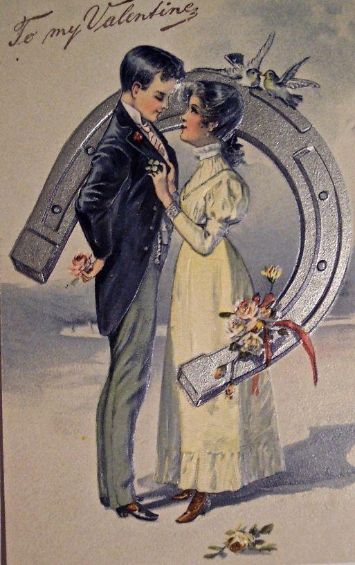 Винтажные открытки с днем свадьбы