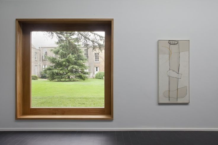 Heong Gallery at Downing College by Caruso St John