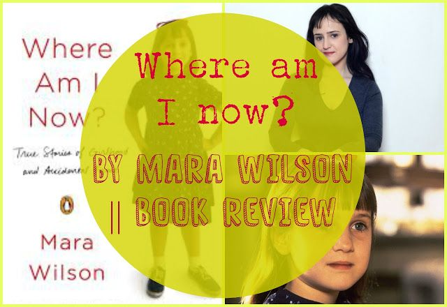 Author:  Mara Wilson the former child star of Matilda, Mrs Doubtfire and Miracle on 34 th  Street turned writer/comedian/witty commentato...