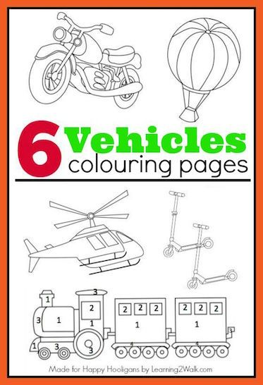 Best 20 Colouring pages for kids