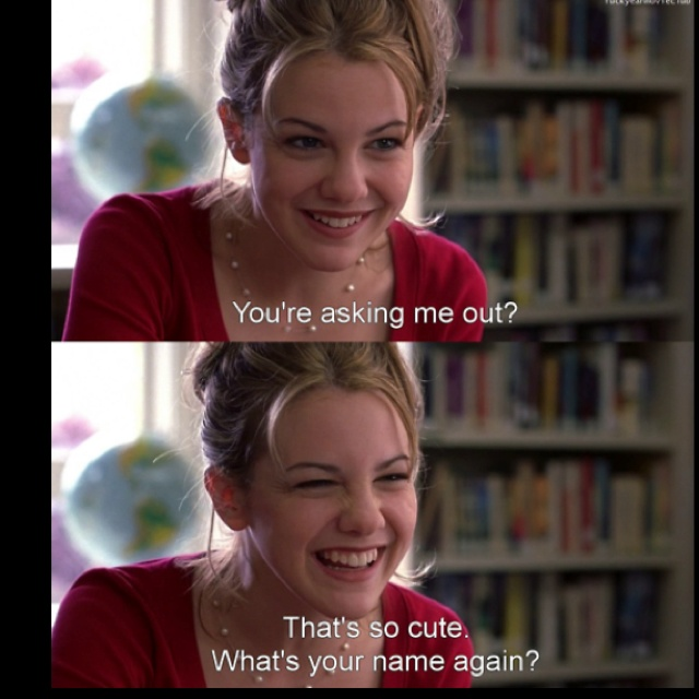 Best Comedy Movie Quotes Of All Time: 75 Best 10 Things I Hate About You Images On Pinterest