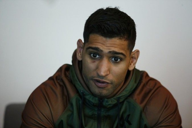 Amir Khan open to challenging UFC star Conor McGregor to a fight in boxing ring or octagon