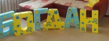 Картинки по запросу буквы для фотосессии на день рождения