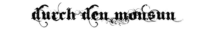 Tokio Hotel Lyrics ~ Durch Den Monsun  Future tattoo? I think yes ;)