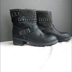 Available @ trendtrunk.com ASH-Boots By ASH Only $83.00
