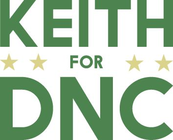 Keith for DNC