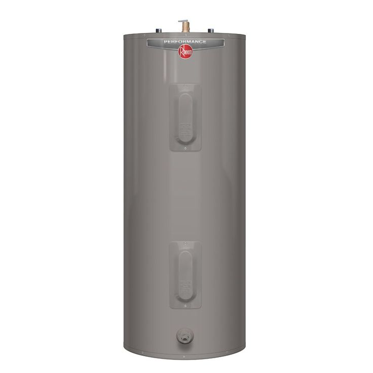 Chauffe-eau électrique de la gamme Performance de Rheem de 60 gallons avec 6 and de garantie