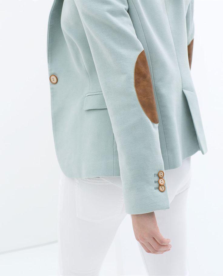 The 25 best Zara blazer ideas on Pinterest Blazer fashion Zara