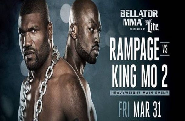 UFC Light Heavyweight Champion Quinton Jackson will fight against former Strikeforce Light Heavyweight Champion Muhammed Lawal. Watch Bellator 175 here.