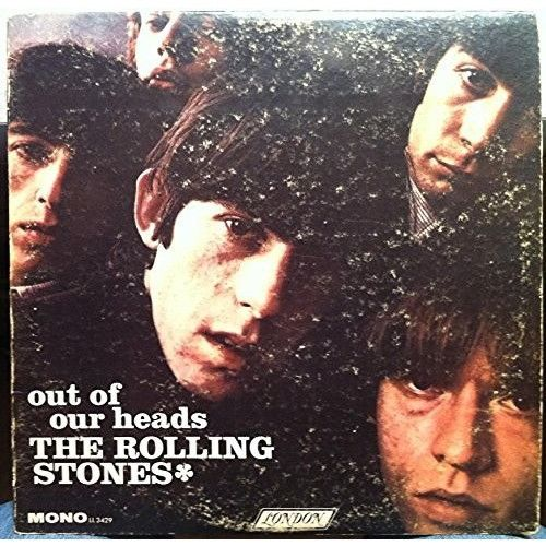 THE ROLLING STONES--Out Of Our Heads - Mono
