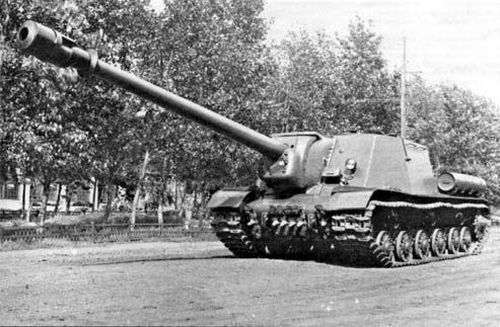 History of Tanks: ISU-152 - http://www.warhistoryonline.com/war-articles/history-tanks-isu-152.html