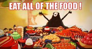 These 11 Spirited Away Studio Ghibli Memes are Brilliant: All of the Food in Studio Ghibli's Spirited Away