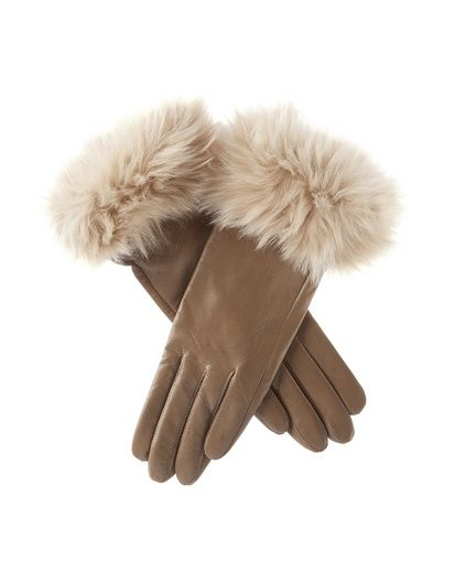 Natasha leather gloves