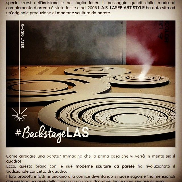 L.A.S. is on @maisonlab: modern wall sculptures 100% Made In Italy e Made in Marche by #laserartstyle! http://www.maisonlab.it/moderne-sculture-da-parete-made-in-italy/ #homestaging #design #interiordesign #homedecor #weblogsaloni