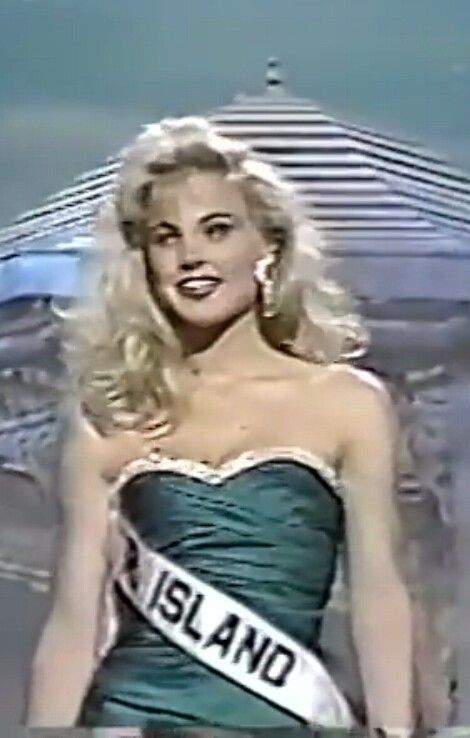 Miss teen usa 1991