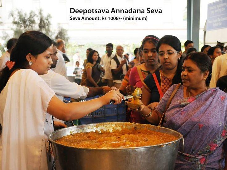 Deepotsava Annadana Seva