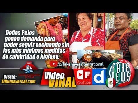 Doñas Pelos ganan demanda para poder seguir cocinando sin las más mínima...