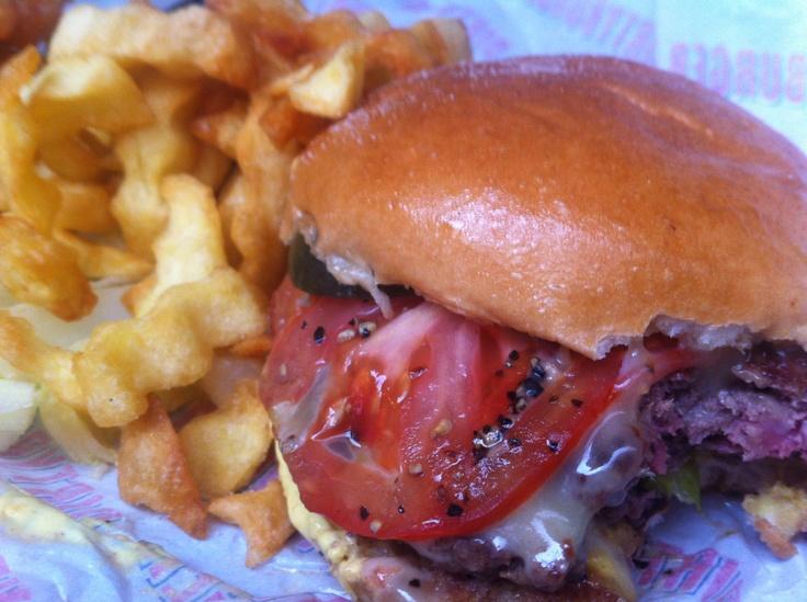 Dirty Burger Kentish Town