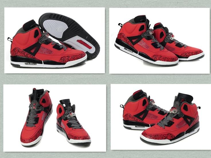 newest 3488d ab857 ... Air Jordan Spizike Toro Red nike ...
