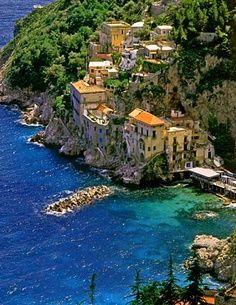 Conca deit Marina, Amalfi Coast. www.SimpleTravelDeals.com