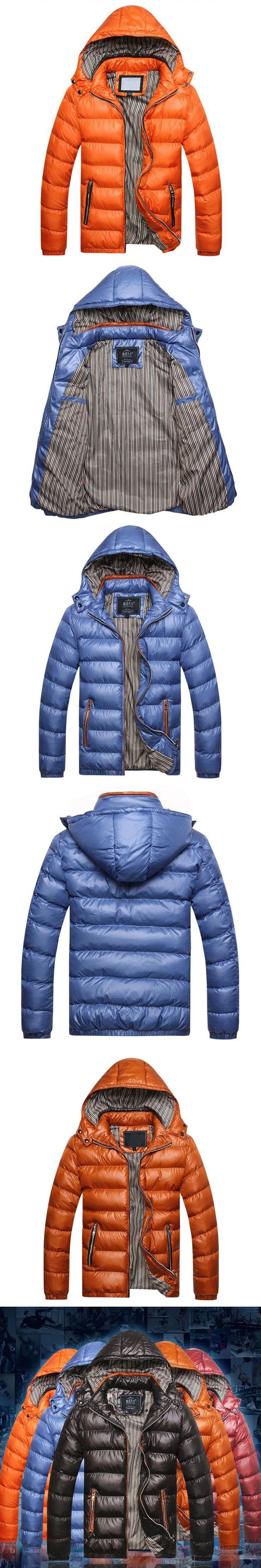 Winter Jacket Men Warm Outerwear Down Jackets winter Parka chaquetas plumas hombre for men coats and jackets Plus size XXXL
