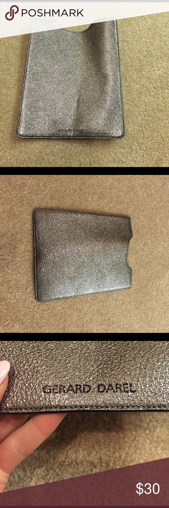 iPad case💓💓💓 Designer iPad case Gerard Darel Accessories Phone Cases