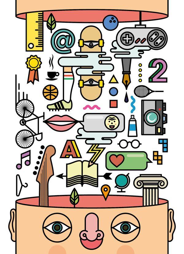 Free Futool by Sergi Delgado, via Behance