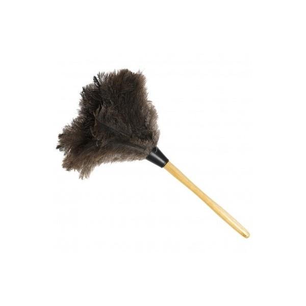 Ostrich Feather Duster ($6.24) ❤ liked on Polyvore