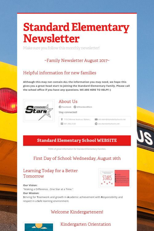 best 25  school newsletters ideas on pinterest