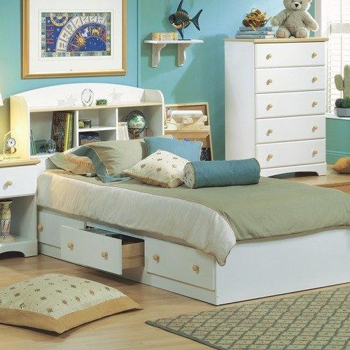 South Shore Logik 4 Piece Pure White Twin Kids Bedroom Set: 48 Best Images About Bedroom Retreat On Pinterest