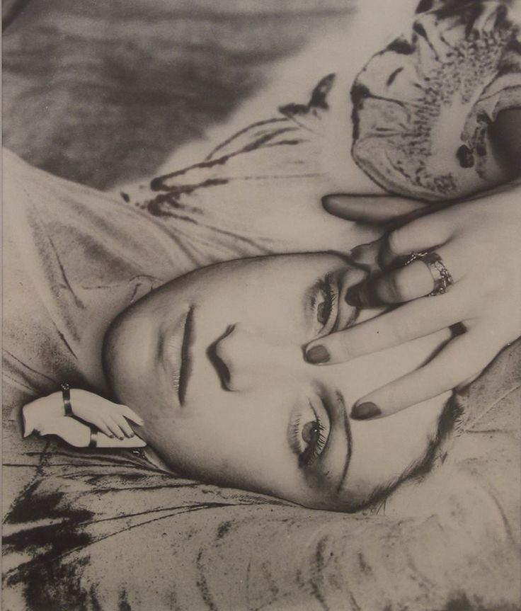 Dora Maar by Man Ray, 1936