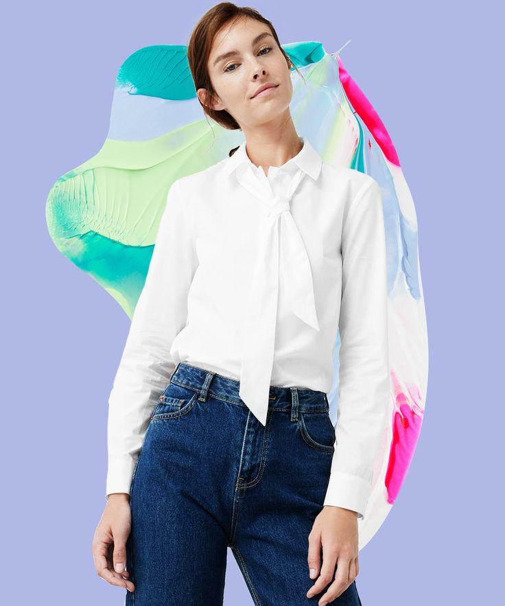 Best New Arrivals Mango Womens Clothing Shop Online | Womens Clothing Shop Online #refinery29 http://www.refinery29.com/mango-clothing-for-women