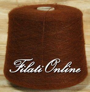 WVMO102MCM Filato misto lana merino marrone chiaro mogano 465gr 6,98€ - 1035gr 15,53€