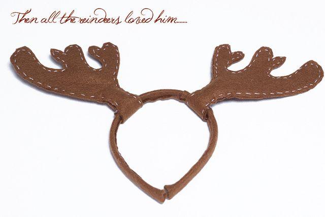Deer Antlers - Sewing in No Mans Land
