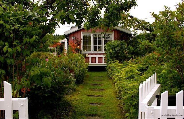 Interior in Oslo №5 - #oslo #garden #design #interior  photo©parisoslo.com