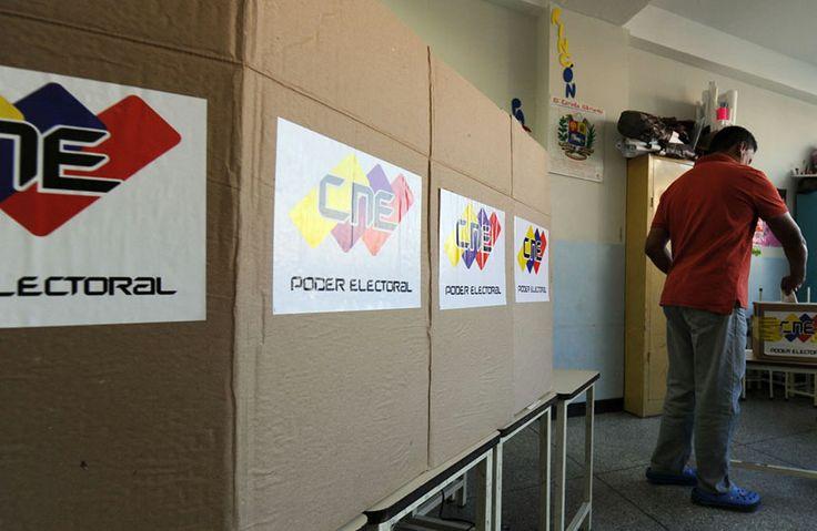 Elecciones Venezuela: oposición se impuso en ocho capitales clave