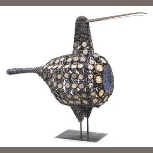 This Kaipianen bird sculpture is 1960, but reminds me of Art Nouveau in style.