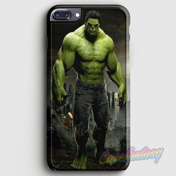 New Hulk Movie iPhone 7 Plus Case | casefantasy