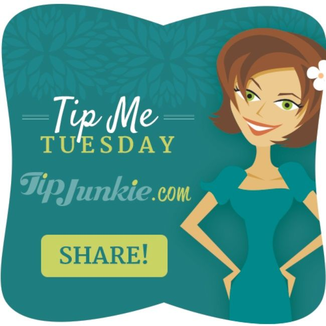 Tip Junkies ~ Happy Crafters Share! - Tons of Tutorials, DIY, Crafts, Printables, Decor, Food, Holiday, Party and more!