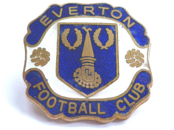 14 Best Everton Badge's Images On Pinterest