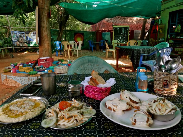 Well Cafe Auroville