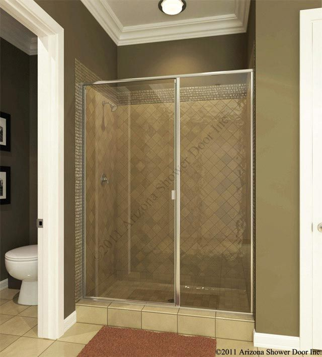 17 Best Images About Semi Frameless Swing Doors On