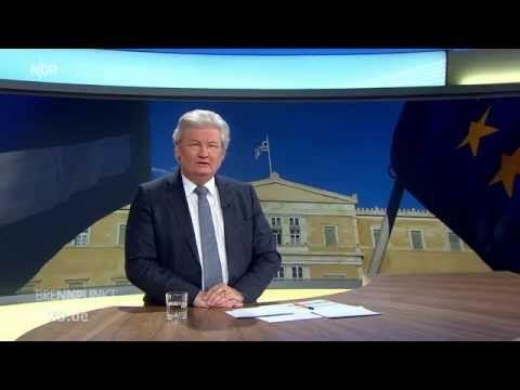 Sigmund Gottlieb (BR) und die Griechen | extra 3 | NDR (0:50)