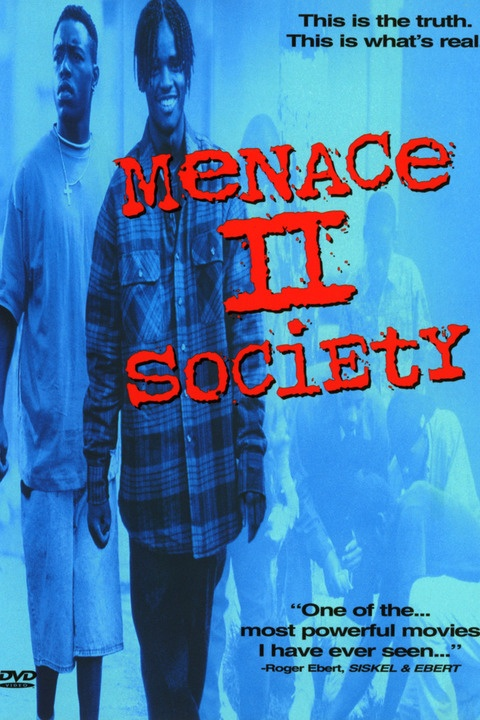 Menace to society. I loved this movie as a kid. Thinking back I should not have been watching this